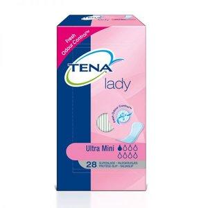 Прокладки Тена Lady ultra mini N 28