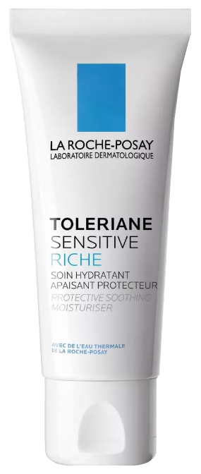 Toleriane Sensitive Riche крем насыщенный 40мл La Roche-Posay (Ля Рош Позе)