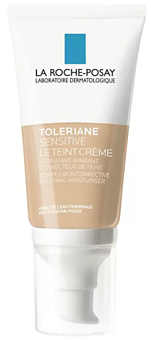 Toleriane Sensitive крем тонирующий светлый тон 50мл La Roche-Posay (Ля Рош Позе)