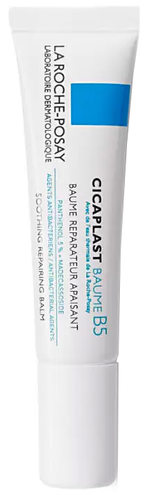 Cicaplast Baume B5 средство восстанавливающее и заживляющее для раздраженной кожи 15мл La Roche-Posay (Ля Рош Позе)