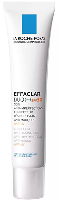 Effaclar Duo+ крем-гель корректирующий для проблемной кожи SPF30 40мл La Roche-Posay (Ля Рош Позе)