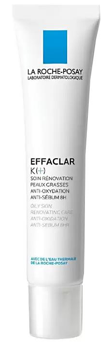 Effaclar K+ эмульсия для жирной кожи 40мл La Roche-Posay (Ля Рош Позе)