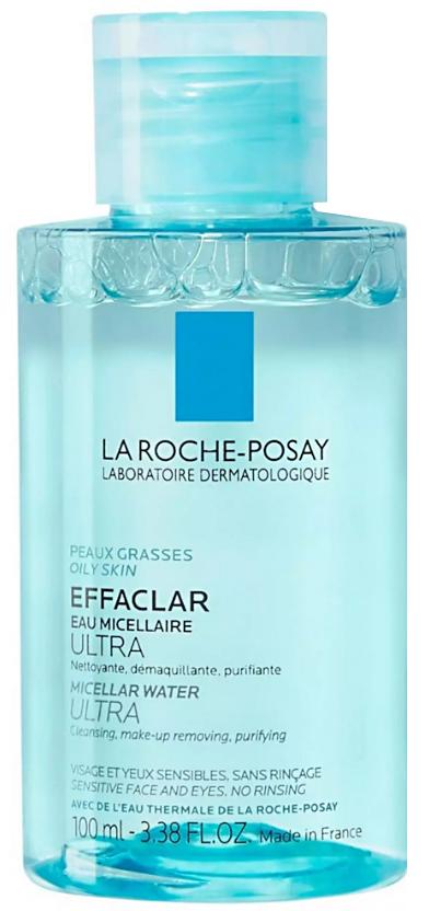 Effaclar Ultra мицеллярная вода 100мл La Roche-Posay (Ля Рош Позе)