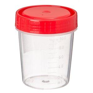 Контейнер стерильный для анализов 100 мл