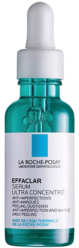 Effaclar Ultra сыворотка концентрированная против несовершенств и постакне 30мл La Roche-Posay (Ля Рош Позе)