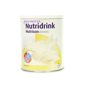 Нутризон эдванст нутридринк сухая молочная смесь с 12 мес., 322 г
