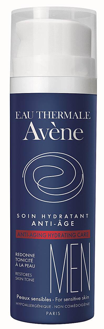 Men эмульсия антивозрастная увлажняющая для мужчин 50мл Avene (Авен)
