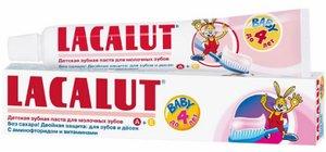 Lacalut Baby Зубная паста до 4х лет 50 мл