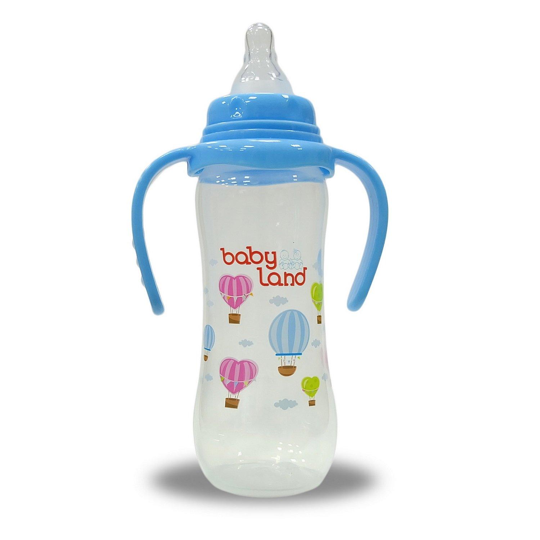 Baby Land бутылочка с ручками 240мл 248