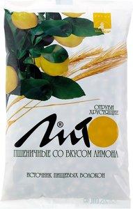 Отруби Лито хрустящие лимон 200 г с кальцием (БАД)