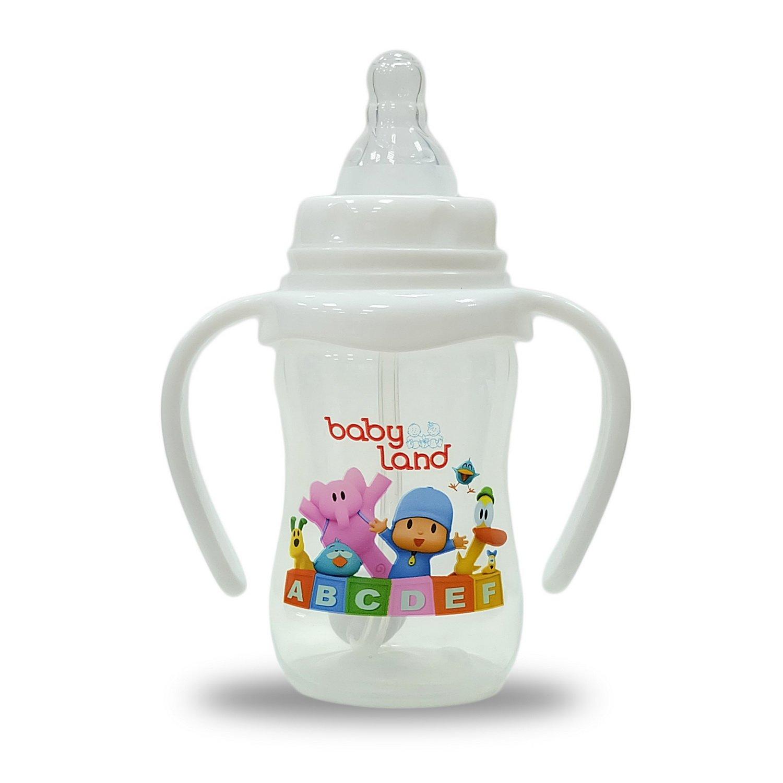 Baby Land бутылочка с ручками 150мл 360