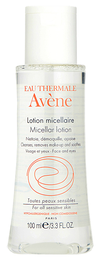 Лосьон мицеллярный 100мл Avene (Авен)