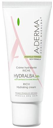 Hydralba 24h крем насыщенный увлажняющий 40мл A-derma (А-Дерма)