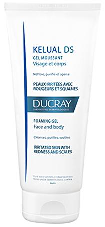 Kelual DS гель смягчающий пенящийся для снижения раздражения кожи 200мл Ducray (Дюкрэ)