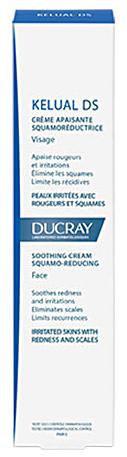 Kelual DS крем смягчающий для снижения шелушения кожи - кераторедуктор 40мл Ducray (Дюкрэ)