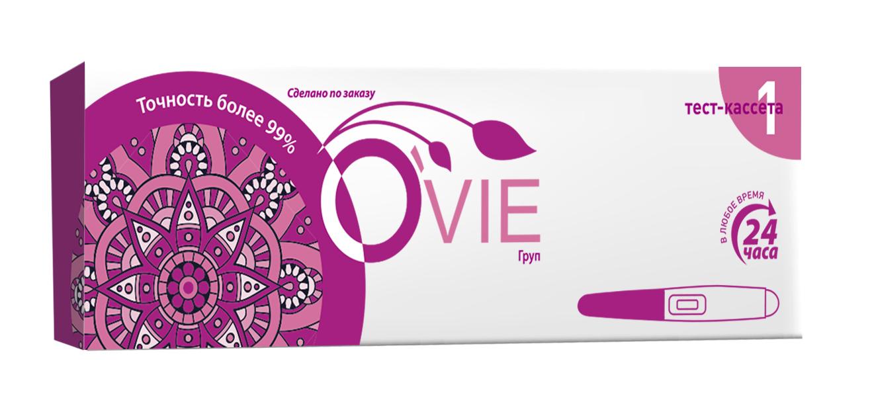 Тест на беременность O'vie test струйный