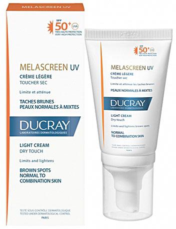 Melascreen uv крем фотозащитный SPF50+ 40мл Ducray (Дюкрэ)