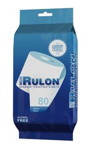Туалетная бумага влажная Mon Rulon №80