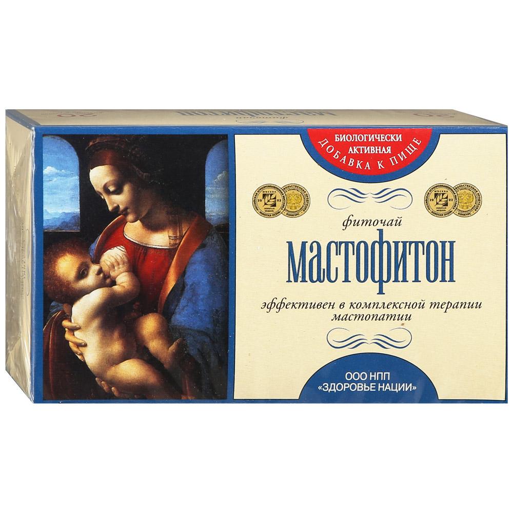 Мастофитон фиточай ф/п 2г N20