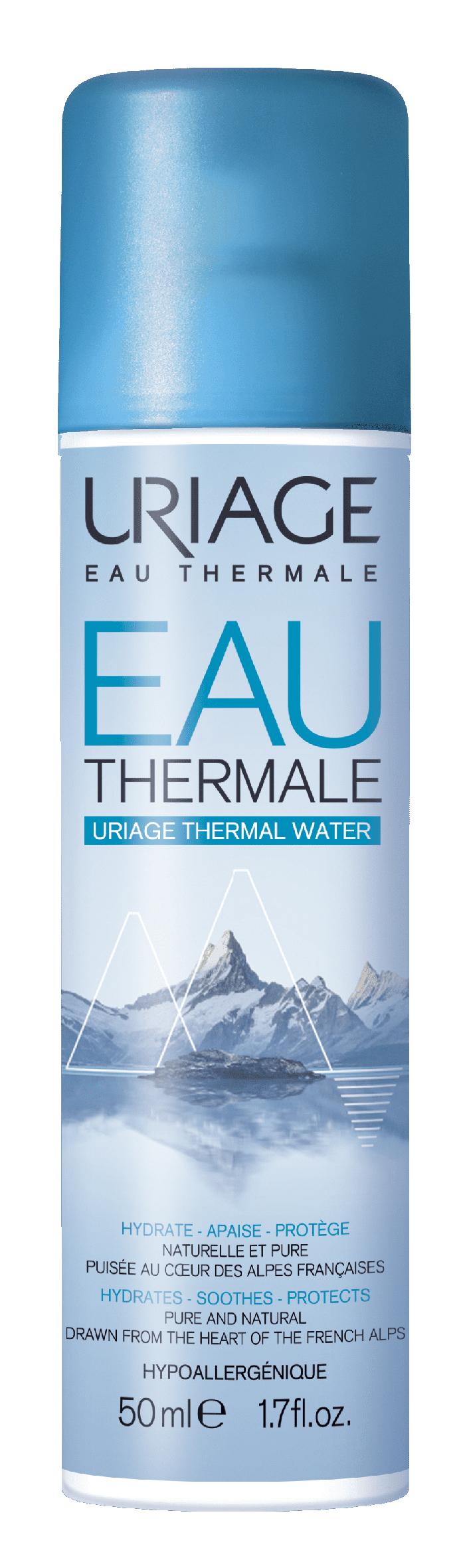 Вода термальная Урьяж 50мл