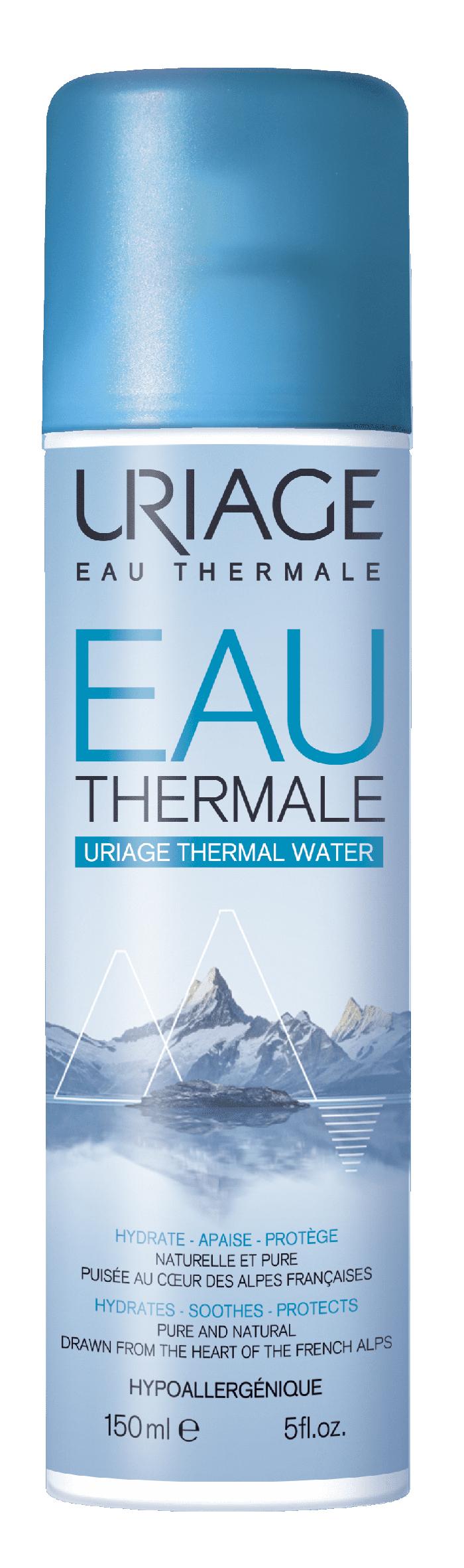 Вода термальная Урьяж 150мл