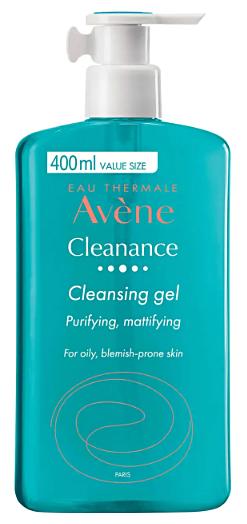 Cleanance гель очищающий 400мл Avene (Авен)