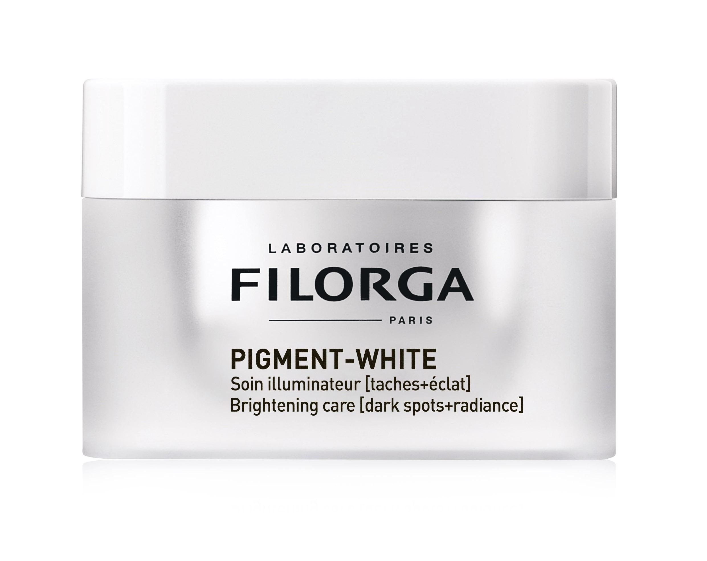 Крем Pigment-White осветляющий выравнивающий 50мл (Филорга)