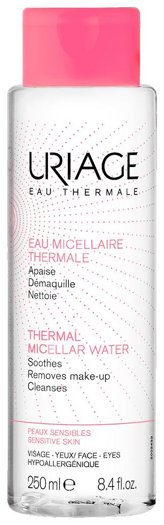 Вода мицеллярная очищающая для чувствительной кожи 250мл (Урьяж)