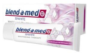 Blend-a-med 3D White Whitening Therapy Зубная паста Отбеливание для чувствительных зубов 75 мл
