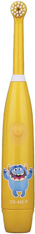 Зубная щетка электрическая CS Medica Kids CS-462-P оранжевая