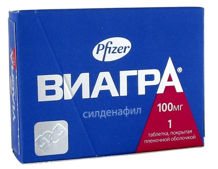 Виагра таб 100мг N1