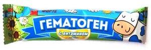 Гематоген Форте Витамин С 40 г