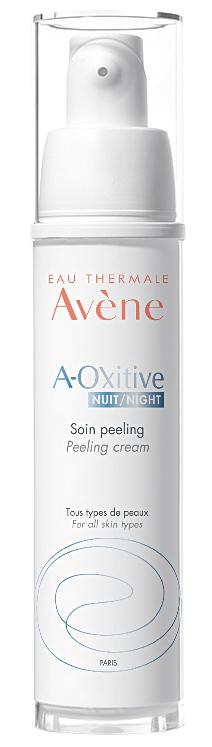 A-oxitive крем-пилинг ночной 30мл Avene (Авен)