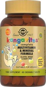 Солгар Кангавитес мультивитамины минералы таб N60