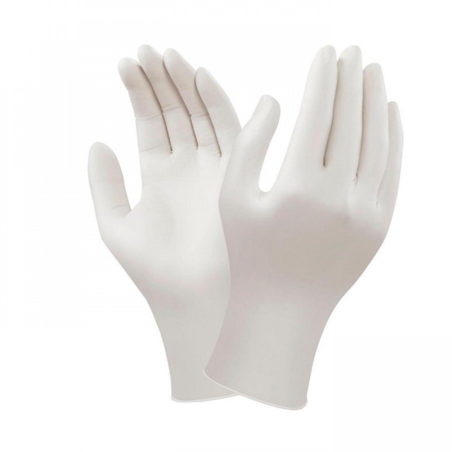 Перчатки латекс н/стер опудр рL N50