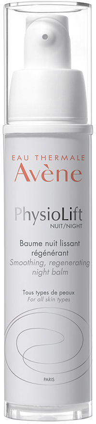 Physiolift nuit бальзам ночной 30мл Avene (Авен)