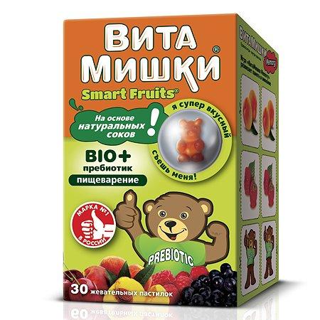 ВитаМишки Bio+ пастилки жевательные N30