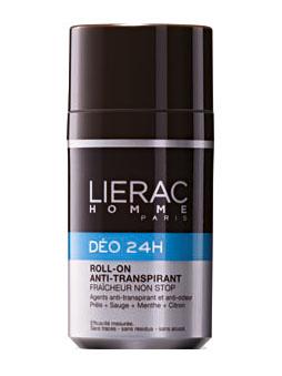 Дезодорант 24 часа защиты для мужчин 50 мл (Лиерак)