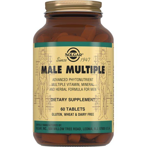 Солгар Мультивитамины и минералы для мужчин таб N60