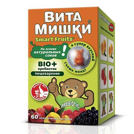 ВитаМишки Bio+ пастилки жевательные N60