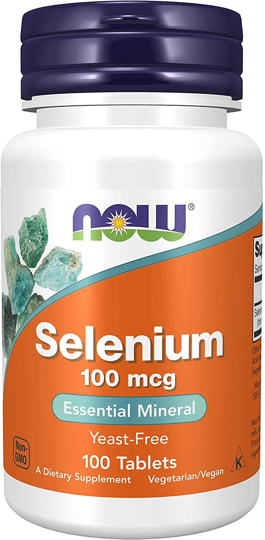Now Селениум 100мкг таб N100