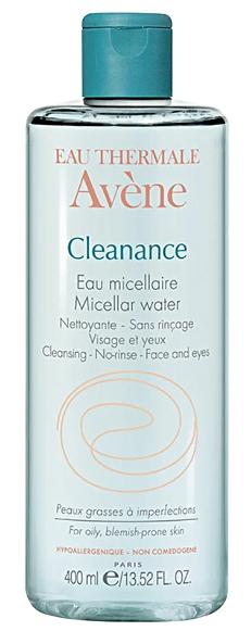 Cleanance вода мицеллярная 400мл Avene (Авен)