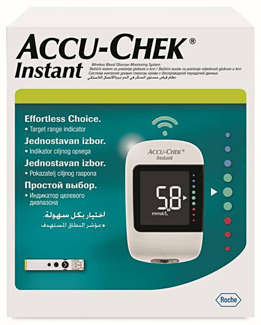 Глюкометр Accu-Chek Instant (Акку-Чек Инстант )