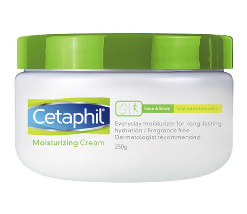 Cetaphil крем увлажняющий 250г
