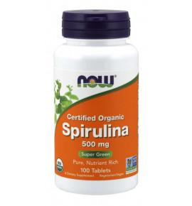 Now Спирулина натуральная таб N100