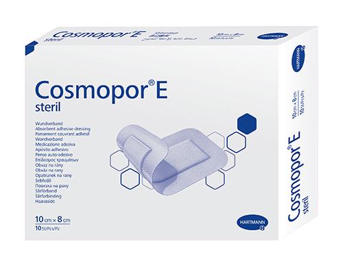 Cosmopor E повязка 10x8см N10 послеоперационная стерильная (Космопор Е)