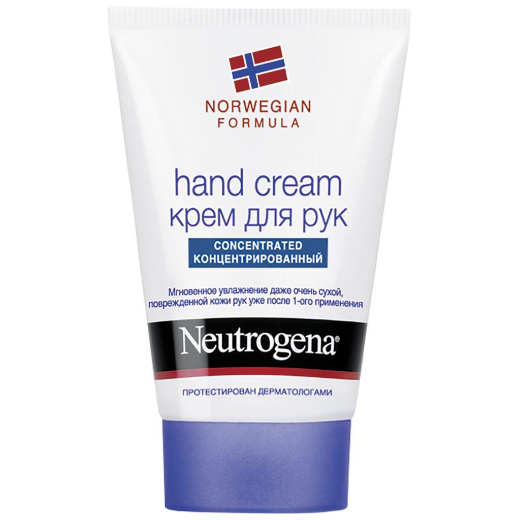 Neutrogena Норвежская формула крем для рук 50мл