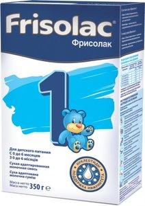 Friso Frisolac 1 Смесь сухая молочная 0-6 мес., 350 г