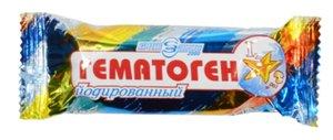 Гематоген Народный йодированный 40 г