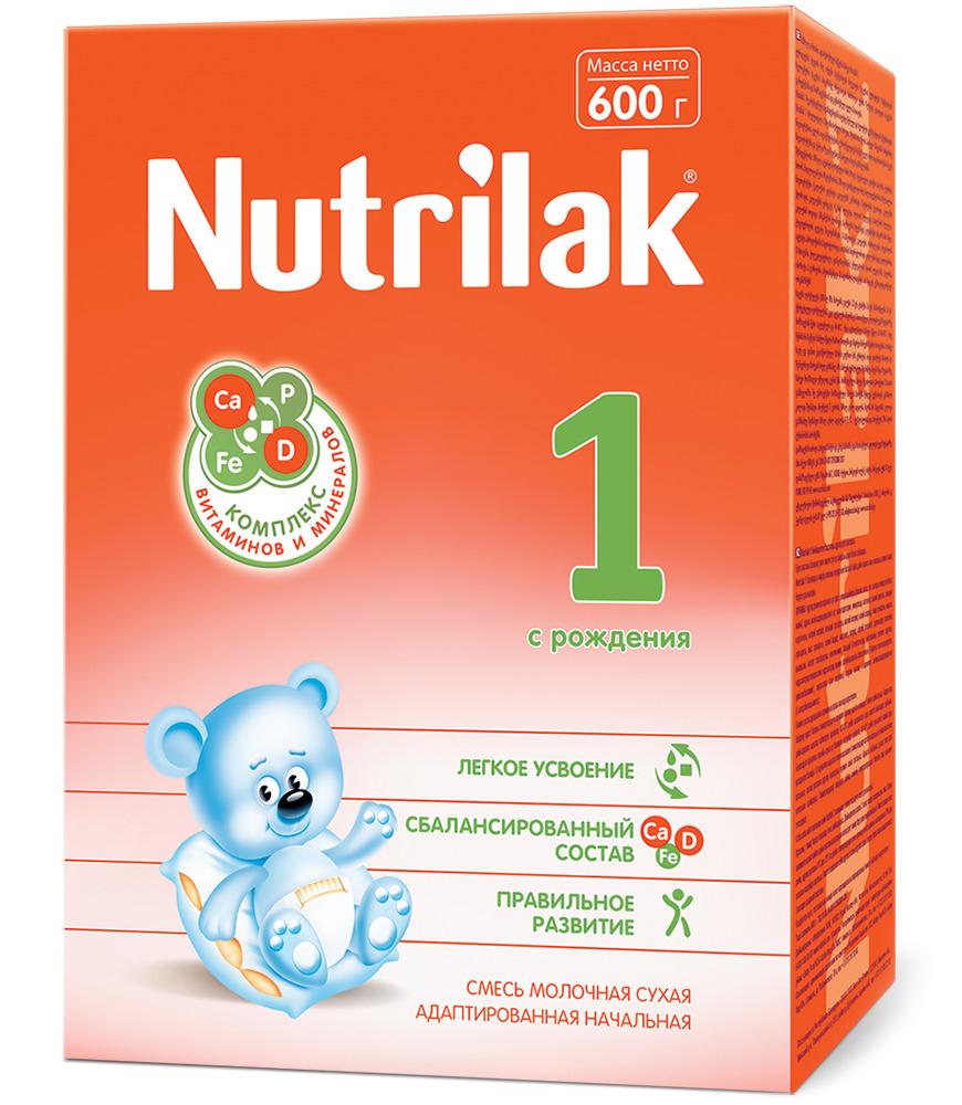Nutrilak 1 с рождения 600г
